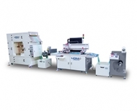 丝网印刷机是如何工作的?