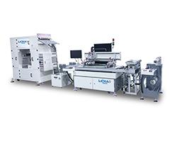 卷对卷CCD对位精密印刷机