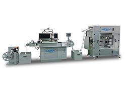 全自动高速丝网印刷机