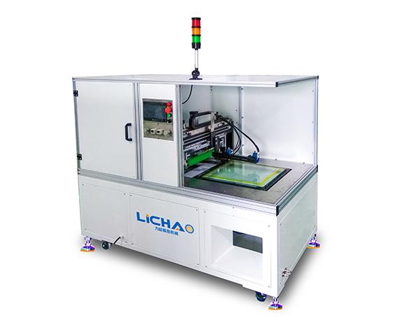 电池后盖UV转印机