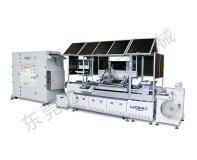 CCD封闭式全自动丝印机